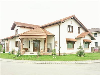 Vanzare casa individuala, cartier privat, Floresti, Cluj-Napoca