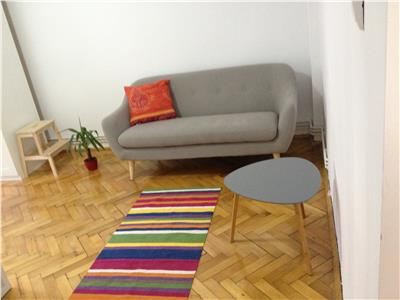 Inchiriere Apartament 1 camera decomandat zona Centrala, P-ta Cipariu