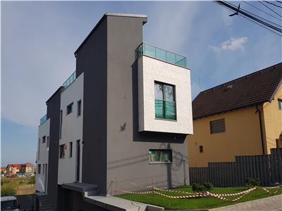 Vanzare parte duplex, arhitectura moderna, zona Buna Ziua, Cluj-Napoca