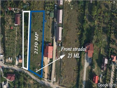 Vanzare teren pentru casa zona Faget, Cluj-Napoca