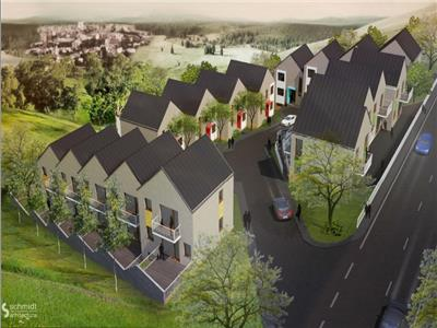 Vanzare casa insiruita 98 mp utili semifinisata Europa, Cluj-Napoca