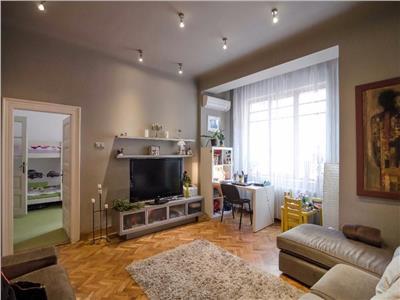 Vanzare Apartament 2 camere de lux in Centru, P-ta A. Iancu