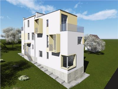 Vanzare parte duplex 5 camere Marasti, Cluj-Napoca