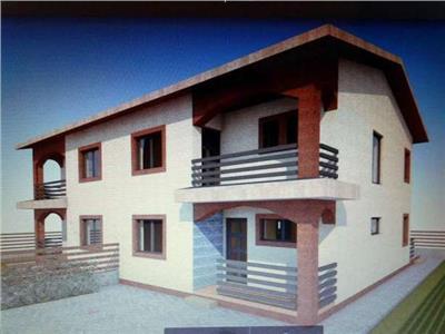 Vanzare parte duplex Baciu, Zona Valea Seaca