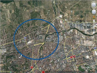 Vanzare teren 40.000 mp zona Garii, Cluj-Napoca