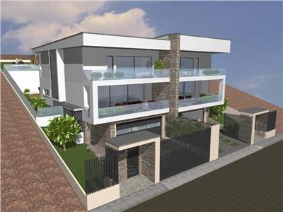 Vanzare parte duplex 200 mp utili cu panorama Gruia, Cluj-Napoca