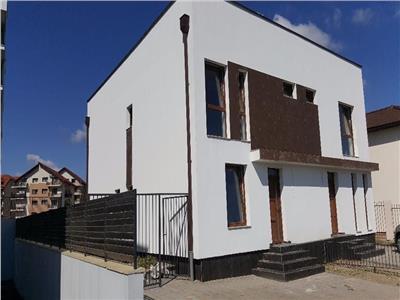 Vanzare parte duplex 4 camere semifinisat cu CF Buna Ziua, Cluj-Napoca