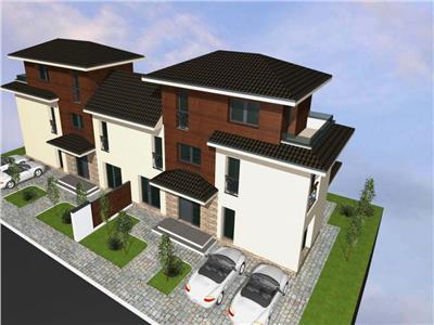 Vanzare parte duplex semifinisat 120 mp utili Borhanci, Cluj-Napoca