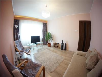 Inchiriere apartament 3 camere decomandate in Zorilor- strada Pasteur