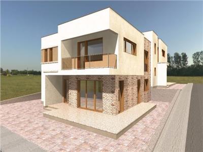 Vanzare parte duplex 4 camere 136 mp utili Borhanci, Cluj-Napoca