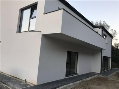 Vanzare casa individuala 5 camere Constructie NOUA 900 mp teren Faget