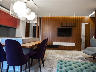 Inchiriere apartament 3 camere de LUX zona Gheorgheni- Riviera Luxury