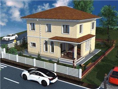 Vanzare casa individuala 4 camere Borhanci, Cluj-Napoca