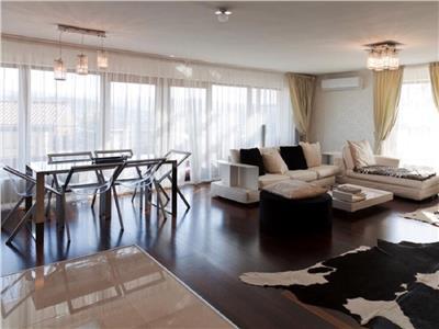 Penthouse de lux cu panorama spre oras in Grigorescu, Hotel Napoca