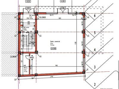 Inchiriere Spatiu Comercial/Birou 107 mp C.Brancusi-Complex Diana