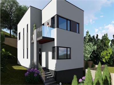 Vanzare casa individuala 4 camere cu 420 mp de teren Iris-Str. Voronet