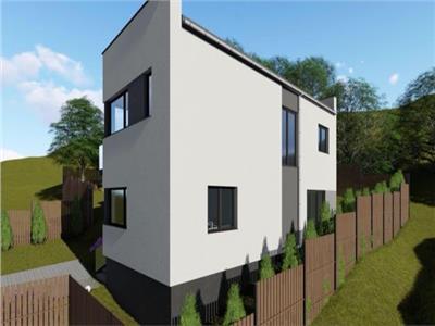 Vanzare casa individuala 4 camere cu 420 mp de teren Iris Str. Voronet