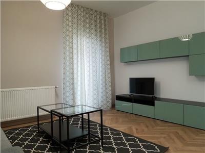 Inchiriere Apartament 2 camere de LUX cu gradina zona Gheorgheni