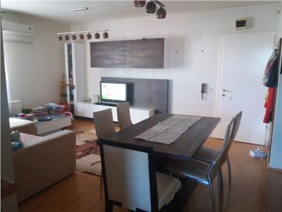Inchiriere Apartament 3 camere acces gradina\piscina Andrei Muresanu
