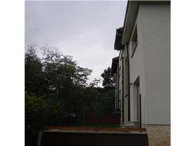 Penthouse 4 camere cu panorama spre Parcul Central si gradina in Gruia