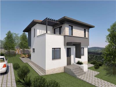 Vanzare casa individuala in ansamblu rezidential zona Faget