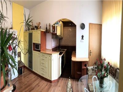 Apartament 3 camere finisat si mobilat, zona Horea   Central