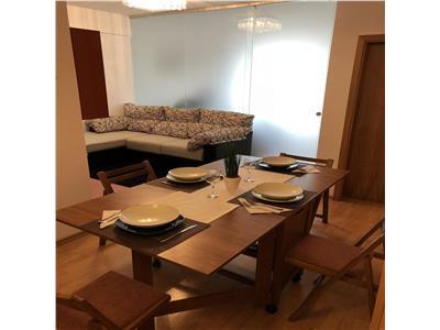 Inchiriere apartament 2 camere modern bloc nou in Manastur- zona OMV