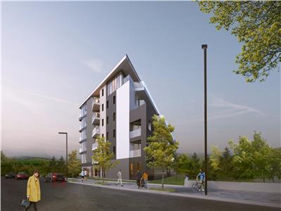 Vanzare Apartament 2 camere de LUX Iris zona Garii, Cluj-Napoca