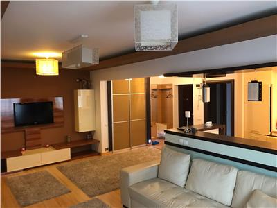 Inchiriere apartament 3 camere modern zona Zorilor- Hotel Meridian C. Turzii