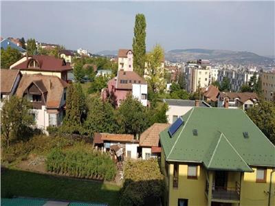 Apartament 3 camere cu terasa si garaj in A.Muresanu, Cluj-Napoca