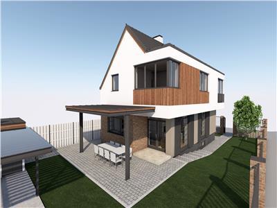 Vanzare casa individuala, constructie noua, A.Muresanu, Cluj-Napoca