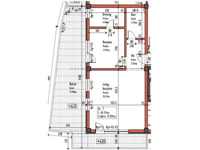 Apartament 2 camere pentru pretentiosi Zorilor - Recuperare