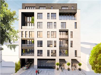 Apartament 3 camere lux cu terasa 30 mp in Centru, P-ta M. Viteazu