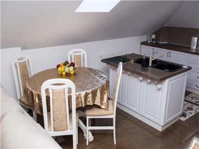 Vanzare Apartament 3 camere la mansarda Buna Ziua, Cluj-Napoca