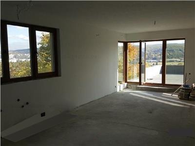 Apartament 3 camere cu terasa si panorama in Grigorescu, Donath