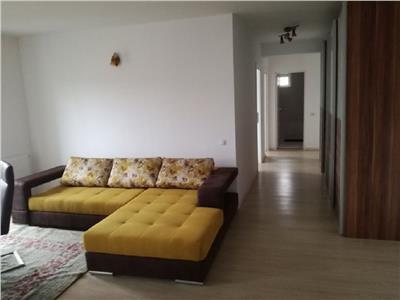 Apartament 3 camere si 2 balcoane etaj 1 in Manastur, zona Campului
