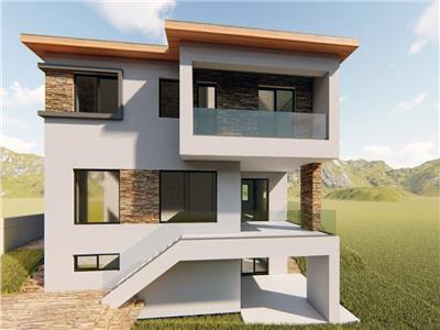 Vanzare teren autorizatie casa individuala, zona Faget, Cluj-Napoca