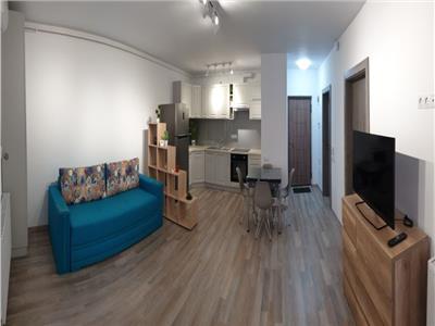 Inchiriere apartament 2 camere modern cu gradina in Buna Ziua