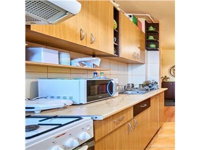 Apartament 2 camere decomandat in Manastur, P ta Flora, Sc. I. Creanga