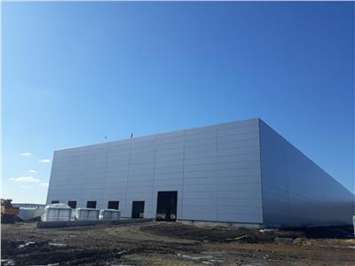 Hala industriala, pentru depozitare sau productie Jucu, Cluj-Napoca