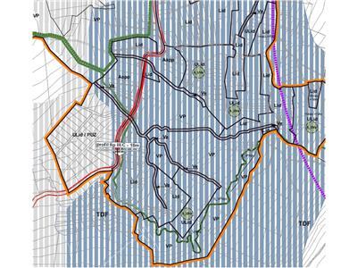 Vanzare 4250 mp Teren pentru constructie case Faget - Vila Tusa