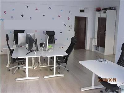 Inchiriere apartament bloc nou 2 camere in Centru pretabil pentru birouri
