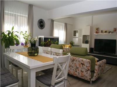Vanzare Apartament 3 camere cu gradina Campului Manastur, Cluj-Napoca