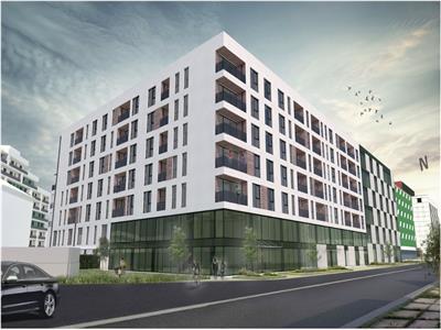 Vanzare Apartament 2 camere bloc nou Bucuresti - Marasti, Cluj-Napoca