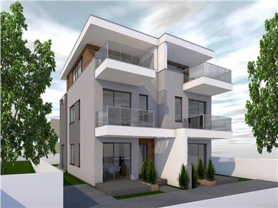 Vanzare teren autorizat constructie duplex in Buna Ziua-str Trifoiului