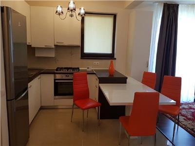 Inchiriere apartament 4 camere de LUX cu gradina zona Zorilor