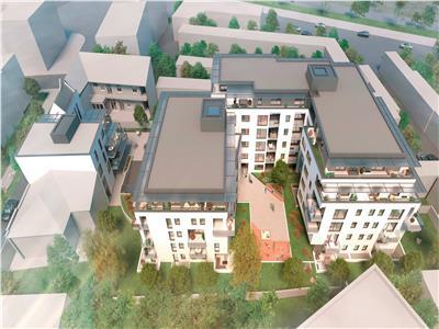Vanzare Apartament 2 camere cu terasa zona Horea - Centru, Cluj-Napoca