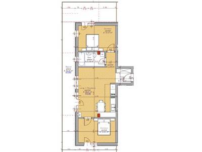 Vanzare apartament 3 camere zona Marasti - Cluj-Napoca