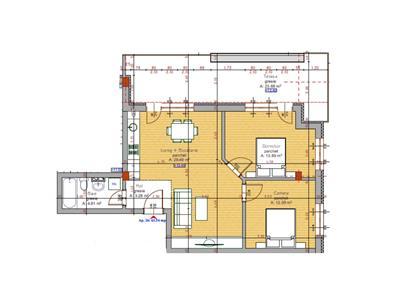 Vanzare apartament 3 camere in zona Leroy Merlin - Marasti - Cluj-Napoca