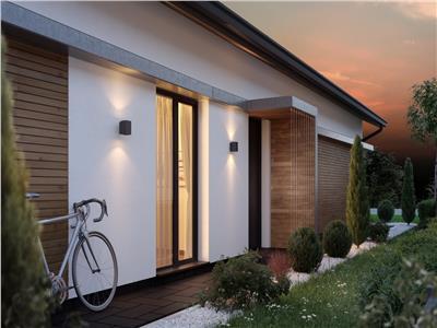 Vanzare casa individuala noua 90 mp, 420 mp teren!